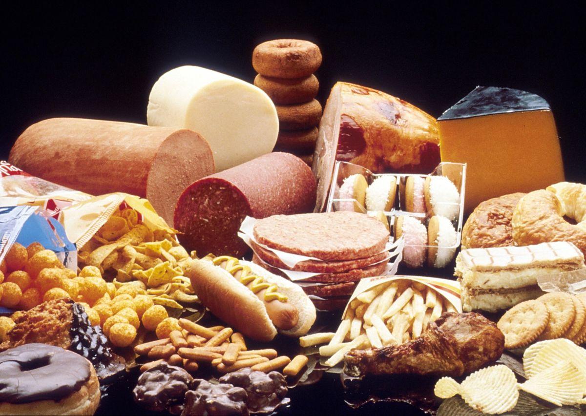 Cholesterin (freundlich) und (unfreundlich)